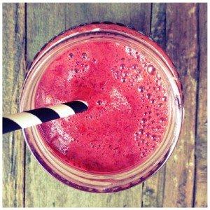 Summer Lovin' Smoothie summer weight loss smoothie recipe