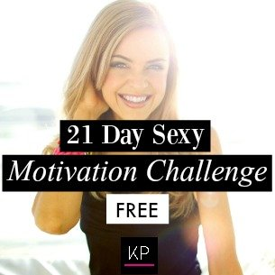 FREE 21 Day Sexy Motivation Challenge