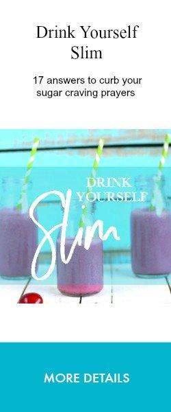 DRINK YOURSELF SLIM
